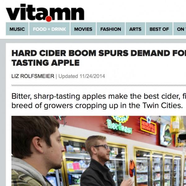 Vita.mn article on 'terrible' tasting apple boom